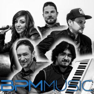 L'équipe de professeurs de BPM Music, école de musique à Thonon
