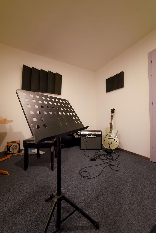 Cours et enseignement de guitare - BPM Music - Thonon