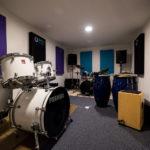 Salle de batterie et de percussions - BPM Music - Chablais
