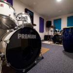 Salle de répétitions batterie et percussions - BPM Music - Leçon de batterie - Thonon