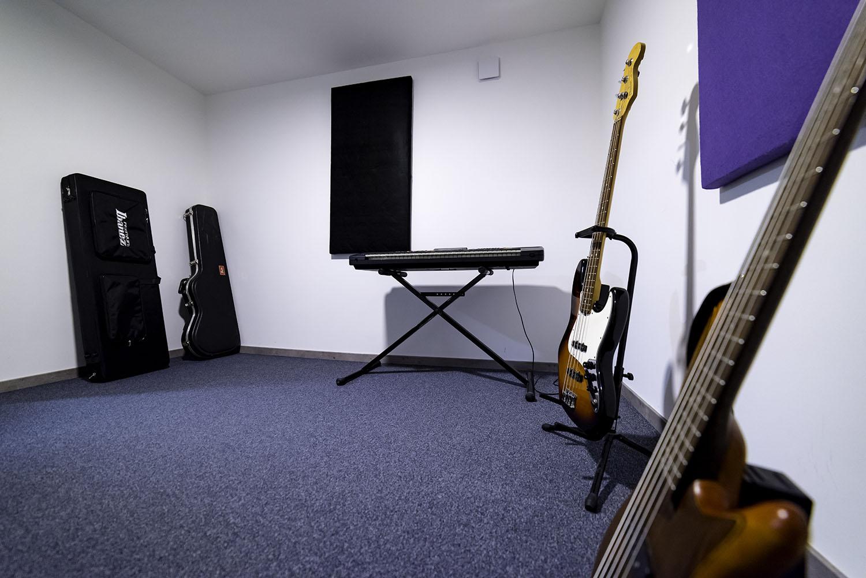 Studio de répétition de basse - Thonon-les-Bains - BPM Music
