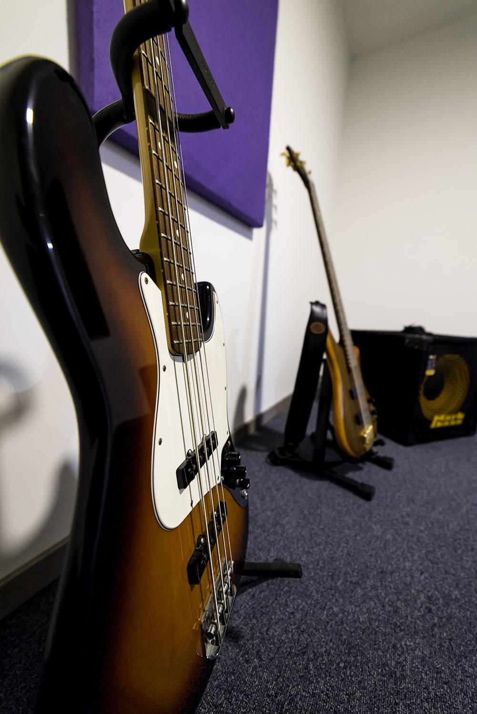 Cours de musique - Basse - BPM Music - Thonon-les-Bains