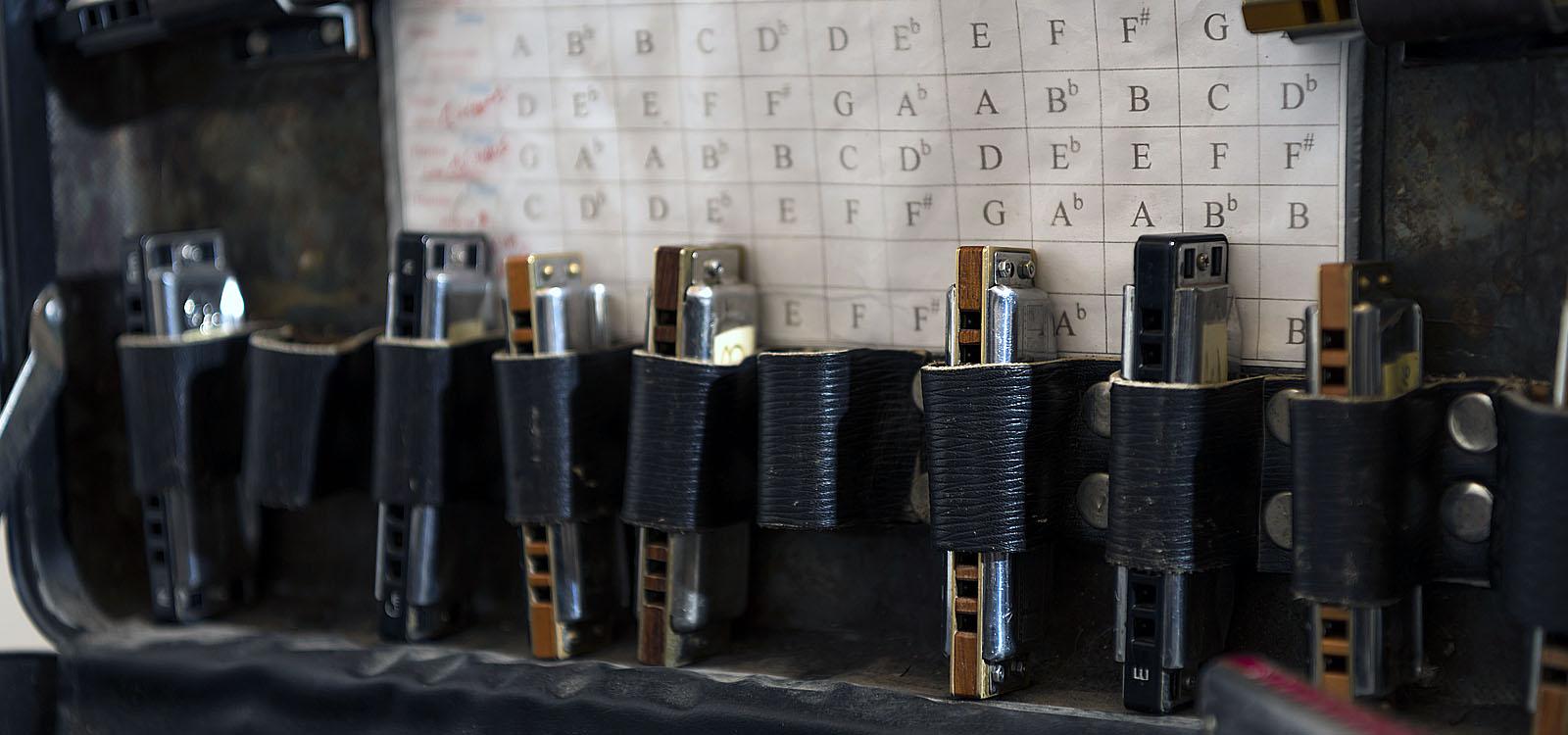 Cours d'harmonica chez BPM Music : toute l'émotion du Blues dans la poche
