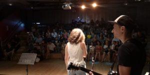 concert à l'espace Tully 29/09/2019