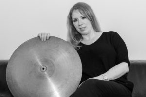 Virginie Blanc, professeur de percussions et batterie chez BPM Music